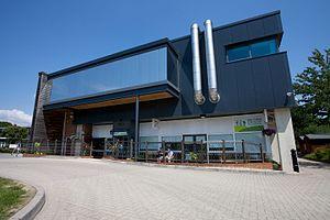 Brockenhurst College - MJ's Restaurant