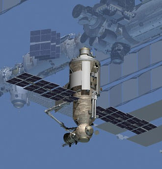 TKS (spacecraft) - Image: MLM ISS module