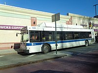 Q23 (New York City bus) - Wikipedia Q Bus Map on