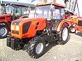 MTZ-921.3 Belarus Tractor at IndAgra Farm Romexpo 2010.JPG