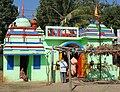 Maa Mangala Maa Temple, Rayagada.jpg