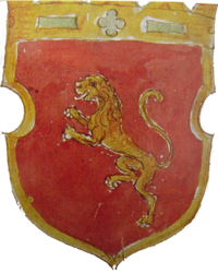 Macedonian coat of arms, 1746.png