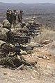 Machine Gun Platoon during exercise 'Grand Prix' in Kenya.jpg
