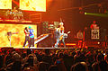Mack Maine and Lil Wayne at General Motors Place in Vancouver 2.jpg