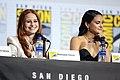 Madelaine Petsch & Camila Mendes (48478686901).jpg