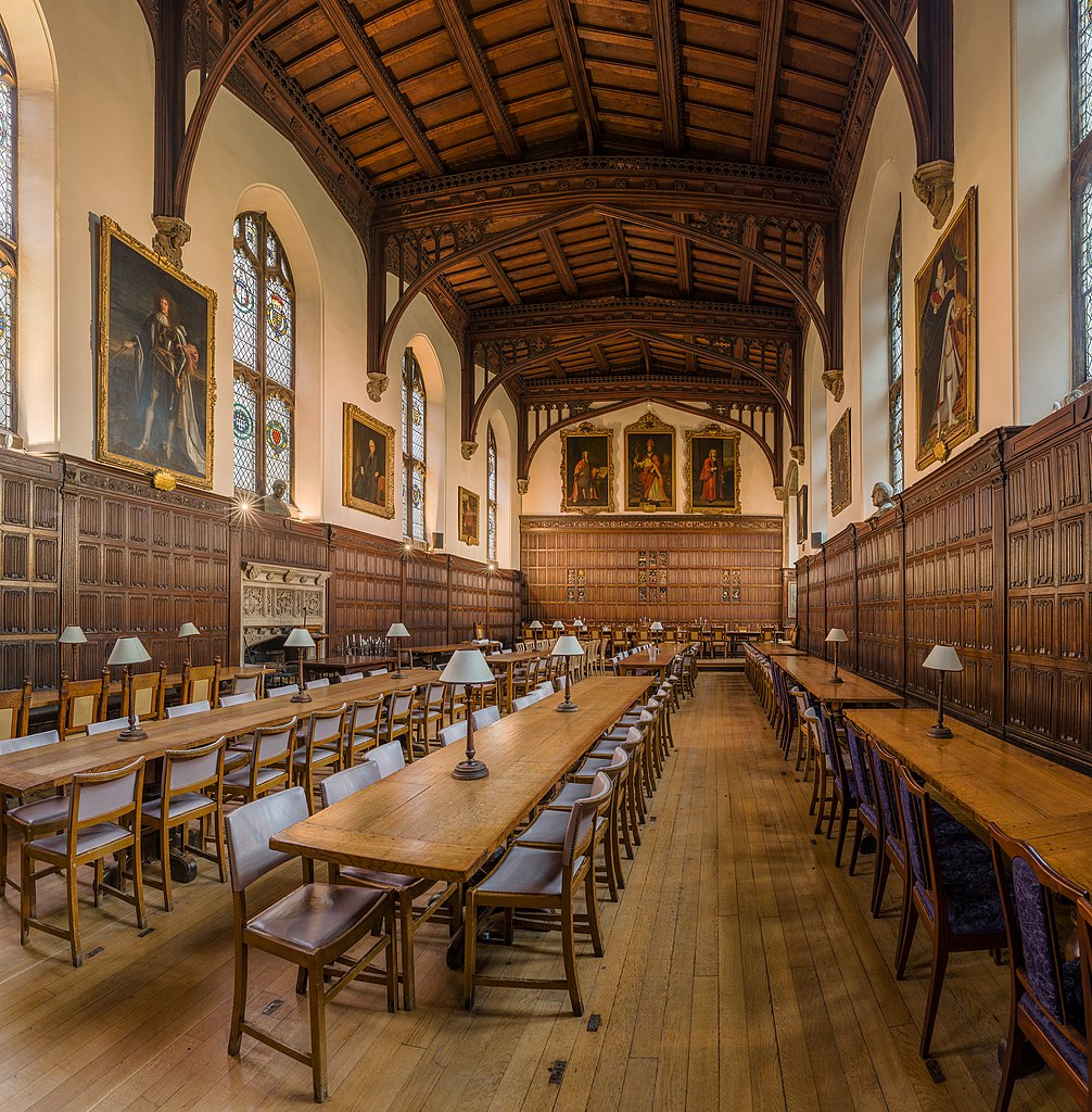 File Magdalen College Dining Hall Oxford Uk Diliff Jpg