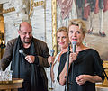 Magnus Lindman, Ylva och Stina Ekblad 2015-2.jpg