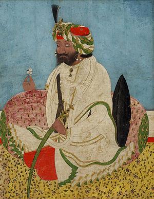 Gulab Singh - Image: Maharaja Gulab Singh of Jammu and Kashmir