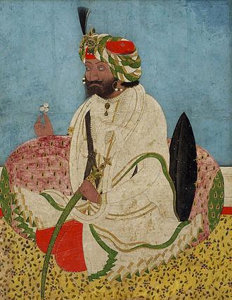 Jammu - Maharaja Gulab Singh of Jammu and Kashmir