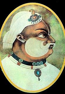 Suraj Mal Maharaja of Bharatpur State