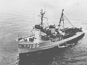 USS Mahopac (ATA-196) - Image: Mahopac (ATA 196)