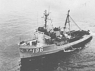 USS <i>Mahopac</i> (ATA-196)