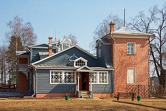 Muranovo - Memorial house in Muranovo