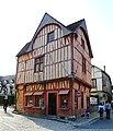 Maison des Trois Pignons, Provins - General View from Place du Châtel.jpg