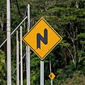 Malaysia Traffic-signs Warning-sign-05a.jpg