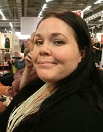 Malin Biller at Göteborg Book fair 2013 3061.jpg