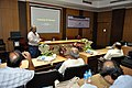 Manash Bagchi - Presentation - Technology for Museums - VMPME Workshop - Science City - Kolkata 2015-07-16 9123.JPG