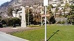 Mannerheim Memorial in Montreux park.jpg