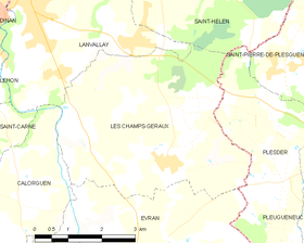 Map commune FR insee code 22035.png