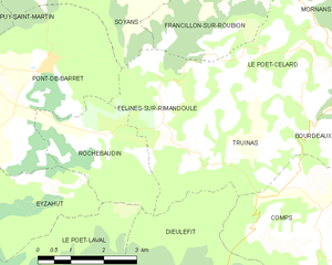 Map commune FR insee code 26134.png