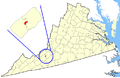 Map showing Radford city, Virginia.png