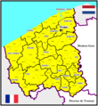 Mappa Diocesi di Bruges-Brugge.png