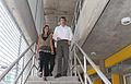 María Eugenia Vidal y Esteban Bullrich recorrieron obras de infraestructura en escuelas de La Boca (6837093141).jpg