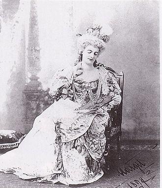 Archduchess Margarethe Klementine of Austria - Image: Margarete of Thurn und Taxis
