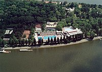Margaret island wikipedia - Margaret island budapest swimming pool ...