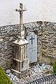Maria Wörth Friedhof Grabstätte Julius Ritter von Rainer zu Harbach 05122018 6414.jpg