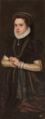 Maria of Portugal, Duchess of Parma (after 1565) - Anthonis Mor (Museo del Prado).png