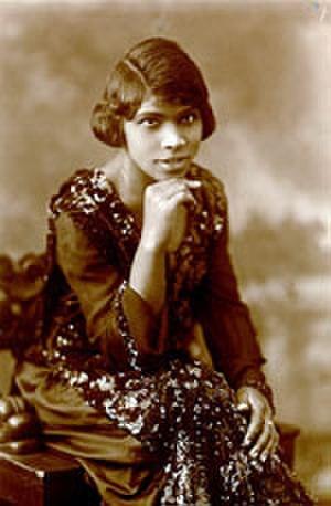 Marian Anderson - Anderson in 1920