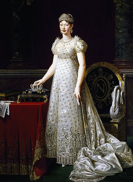 File:Marie-Louise of Austria, Empress of French.jpg