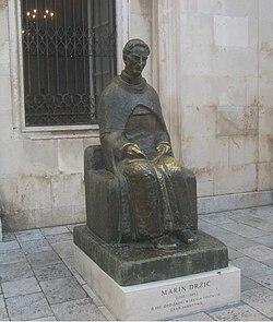 Marin Drzic, Dubrovnik.JPG