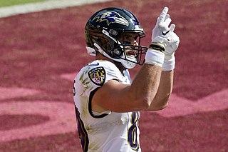 Mark Andrews (American football) American football tight end