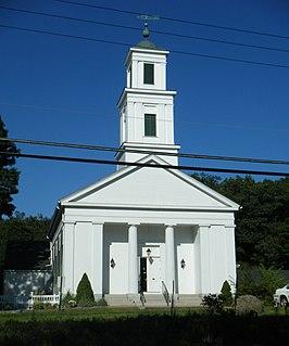 Marlborough Congregational Church United States historic place