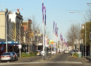 Marrickville, New South Wales Suburb of Sydney, New South Wales, Australia