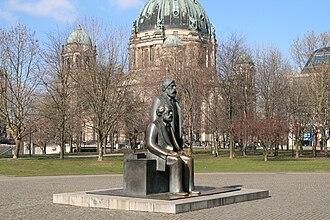 Alt-Berlin - Image: Marx & Engels