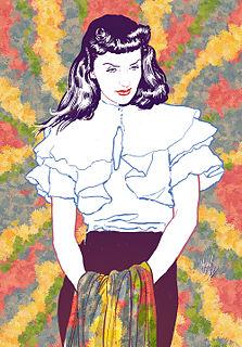 Mary Blair American artist (1911-1978)
