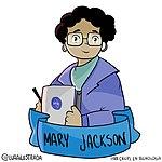 Mary Jackson en Grandes Mujeres de Chicas en Tecnología.jpg