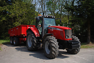 Massey Ferguson - Massey Ferguson 6490 from the mid-2000s (decade)