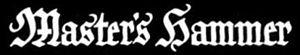 Master's Hammer - Image: Master's Hammer Logo ohne Wappen