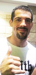 Matt Brown (fighter) American mixed martial arts fighter