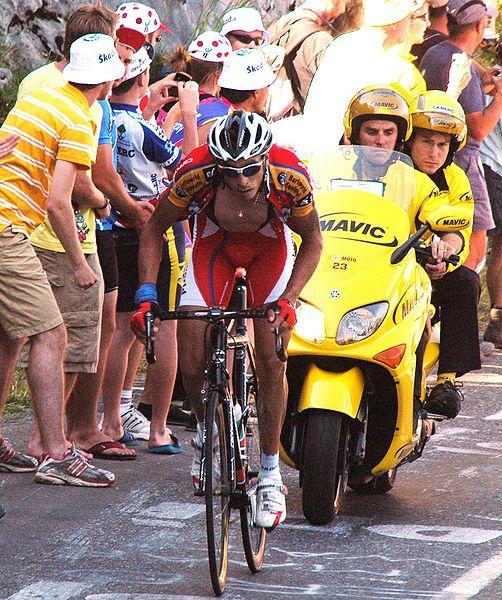 Archivo:Mauricio Soler (Tour de France 2007 - stage 7).jpg