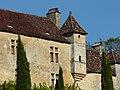 Mauzens-et-Miremont château Madame tourelle (1).JPG