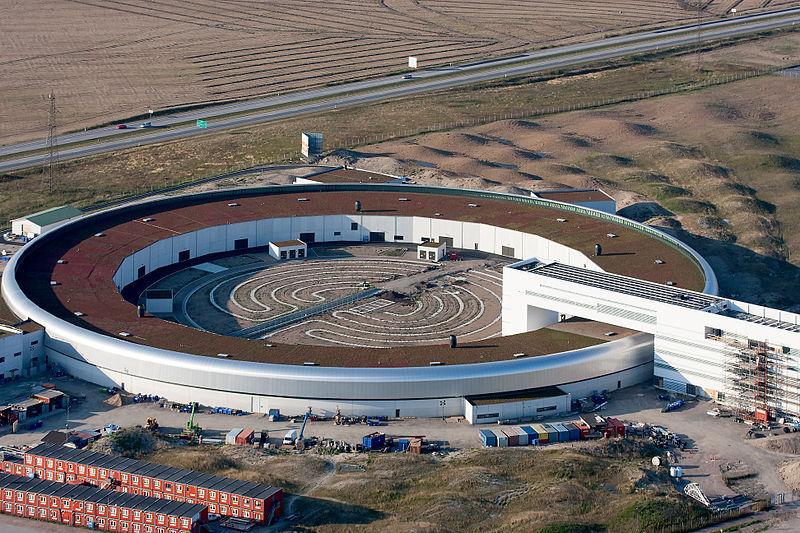 آزمایشگاه برتابش پرهونچرخی دانشگاه لوند سوئد