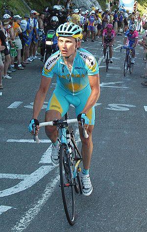 Maxim Iglinsky - Iglinsky at the 2007 Tour de France