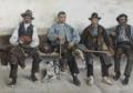 Maximino Peña Muñoz - Siesta al Sol - 1893.png
