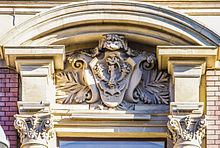 Mayoralty of Baku facade detail.jpg