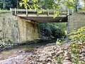 Meadow Fork Bridge on North Carolina State Highway 209, Bluff, NC (50528900247).jpg
